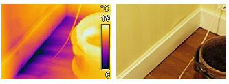 Home Energy Auditor - Infrared Imaging
